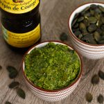 pesto persil et graine de courge