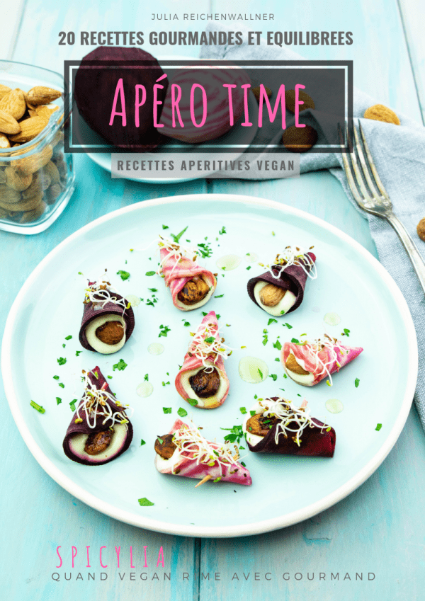 Ebook Apéro Time Spicylia