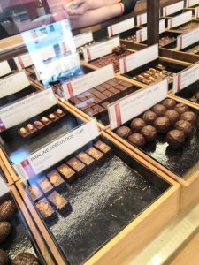 chocolats Laurent Gibaud